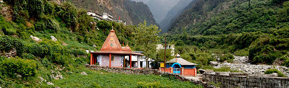 Yamunotri Yatra Packages