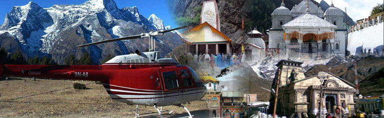Chardham Yatra by Helicopter from Dehradun