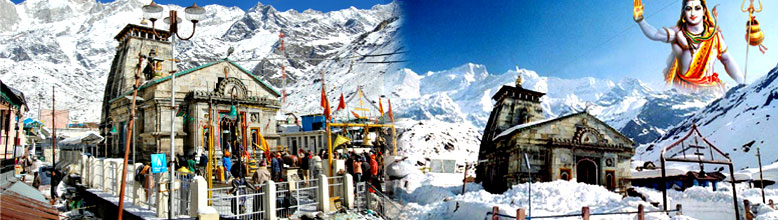 Kedarnath Yatra Packages