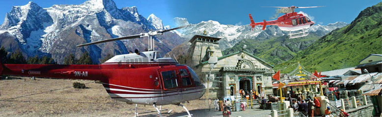 Chardham Helicopter Tour from Haridwar