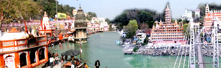 Sacred Temples of Haridwar and Rishikesh